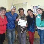 Esc. @Davalos20C con su Coord Irma cumple #EscuelasAbiertas10años de total entrega #NiñosFelices @fguillesaavedra http://t.co/nTt7EPd6hR