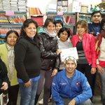 Esc Abierta Cuchi Leguizamon orgullosa de estar desde el comienzo con #EscuelasAbiertas10años @fguillesaavedra http://t.co/xv9PZydT7I