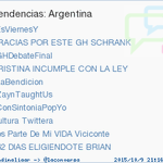 162 DIAS ELIGIENDOTE BRIAN acaba de convertirse en TT ocupando la 10ª posición en Argentina #trndnl http://t.co/JmdqRY3Leo