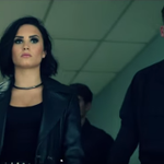 ITS HERE! @ddlovato and @MRodOfficial kicking butt in #Confident! ???????????? http://t.co/sXmGAfDxgE http://t.co/tkHHdB7wh0