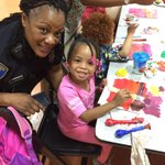 """A great time was had by all at the #BPDWD """"Kids Sip and Paint"""" night. #OneBaltimore https://t.co/P0GEcvPUm4 http://t.co/hu6eqMYtLu"""