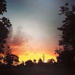 Yellow sunset was a great omen last night. #believeinbendigo http://t.co/UGGjruuhsT