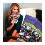 What hat am I going to wear?! 🐎 We are going to @BreedersCup! Whos coming with me? #AmericanPharoah #BC15 #GrandSlam http://t.co/LzXMmxRv4R