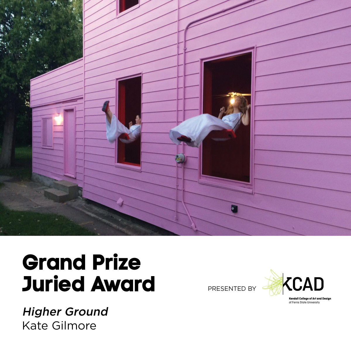 The winner of the $200,000 #ArtPrize7 Juried Grand Prize: http://t.co/OAnZkLoM9T