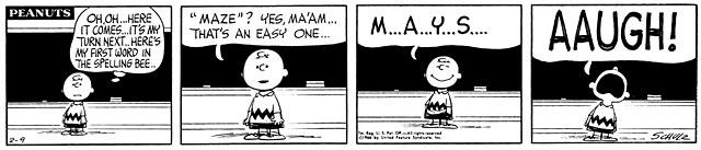 I can't send out a slew of Peanuts comics without including this one again. #GOAT https://t.co/58abvVlAQ4