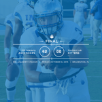 Ascenders complete the shutout against the Kittens remaining undefeated in regular season play. #Brotherhood #IMGFam http://t.co/goAkcOaxT6