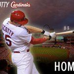 Stephen Piscotty homers to give the #STLCards a 4-0 lead. The second Cardinals rookie to homer in the inning. http://t.co/PJgqrejxEC