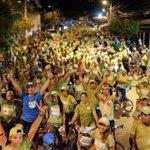 Seguimos recorriendo la margen izquierda en el #CiclopaseoNocturno, gracias Montería por tanto respaldo. http://t.co/hs4DJjPWuv
