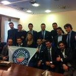 #Noinoncifermiamomai live da #Roma #Foggia #Rc una grande squadra radicata ovunque con #numeri #proposte #passione!! http://t.co/eNIRasMKD8