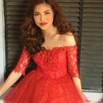 Yaya Dub All The Way! Mesmerizing Beauty. TeamOAT wishing all the luck. Enjoy your performance. #EBDabarkadsPaMore http://t.co/llZNtmB4hF