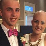 """Teen shaves head to support homecoming date who has cancer: """"Now that is class!"""" http://t.co/ttl80AHn46 http://t.co/LjXSXgLIQC"""