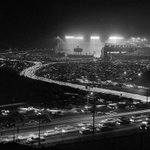 Newly-opened @Dodgers Stadium, Los Angeles, 1962: #USCL http://t.co/OnXBgdOoxr