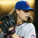 A 1-2-3 fifth inning for @JdeGrom19! 1-0 #Mets. #LGM http://t.co/V896w9wmOn