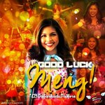 Goodluck Meng! Were always here for you. Matalo, manalo cute pa din si Meng. Haha! @mainedcm #EBDabarkadsPaMore http://t.co/yBMN6ZvmSl