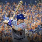 CAPTAIN CLUTCH!! #DavidWright drives in a pair with a single!!! #LGM http://t.co/TchNqQAPgl
