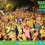 Así!!! Sencillo como SIEMPRE ... TODOS pedaleando x una #MonteriaAdelante al lado de nuestro ALCALDE @MarcosDanielPG http://t.co/MyFO8Hr7ca