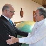 Recibió Raúl al Canciller de #Argentina #cuba http://t.co/9oKHJSUpBl http://t.co/lnSjDKuEvw