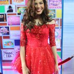 Update From arzlgarcia: GORGEOUS MENG! SOBRANG GANDAAAAA! #EBDabarkadsPaMore (© Eat Bulaga Facebook Page) http://t.co/c1PAyv1TXi