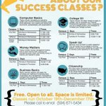 These free classes are open to all Delgado students, faculty and staff as well as the community. #DelgadoPride #NOLA http://t.co/yvLMhqp0mz