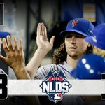 #deGrominant @Mets take #NLDS Game 1 from Dodgers: http://t.co/9eTRUpF9HP #OwnOctober http://t.co/S8Tuehmkde
