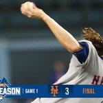PUT IT IN THE BOOKS!!! #METSWIN 3-1!!! We lead the NLDS 1-0. #LGM http://t.co/VOEQBKAE2u