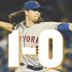 Mets go on road and take Game 1 of NLDS over Dodgers, 3-1. Jacob deGrom: 7 IP, 0 ER, 13 K. http://t.co/10ilZsFohQ
