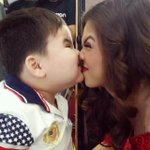"NOSE TO NOSE ""BASDUB"" ANG CUTE MO BASTE.. GOODLUCK MENG!! #EBDabarkadsPaMore http://t.co/C9pEAXUAml"