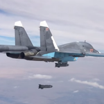 BREAKING: Russian Air Force destroys 29 #ISIS camps in Syria in 24 hours - MoD http://t.co/ghOLH73yiG http://t.co/yd125HbNmW