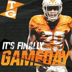 Its Finally GAMEDAY! #GoVols 🍊 #BeatGeorgia http://t.co/ewYaZsqPph