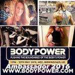 #BPBCA #bodypower2016 #fitfam #gymrat #fitfamuk #x4l #newcastle http://t.co/LZfts9f0ko