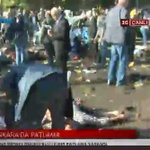 #BREAKING Photos of #Ankara explosion before a while. #Turkey http://t.co/ldqd4i9M66