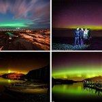 أضواء الشفق القطبي تزين سماء عدة مدن في المملكة المتحدة للمرة الأولى. http://t.co/127Ou5YbDe