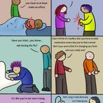 Dont be that person. Mental illnesses are real and nothing to joke about. #WorldMentalHealthDay http://t.co/JboZUHOXc1
