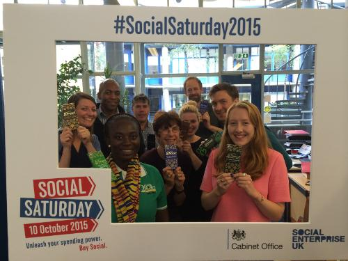 Here we go! Today is #SocialSaturday2015. Enjoy it. #BuySocial + tweet us your pictures - http://t.co/Di9HUMMHmw http://t.co/isGpwf7hI5
