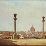"""""""Roma, città fortunata, invincibile ed eterna"""" Tito Livio ( da @massimobray ) #Roma #laculturachevince I. Caffi http://t.co/C1YaUzJDCQ"""