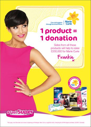 Thanks to @FrankieTheSats, @PGUK & @Superdrug we're giving away a beauty hamper full of goodies. RT to win #feelsuper http://t.co/C1fO2jrLCy