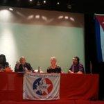 Panel contra el #Bloqueo a #Cuba en X Encuentro de Cubanos de Europa en Estocolmo #cubavsbloqueo @Consulcuba_BCN http://t.co/U4chXey2JV