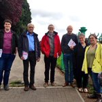 #Nottingham Labour Party in Lenton Abbey today,helping residents,tackling issues all the time,not just for elections http://t.co/vijjmGPxY2