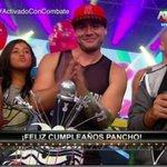 #VIDEO Mira cómo @COMBATE_ATV sorprendió a Pancho Rodriguez por su cumpleaños ► http://t.co/KMUGXrRel3 http://t.co/ay6MumWOvS