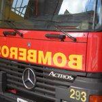 Importante incendio afecta a una automotora en Malvín. http://t.co/8JnpXS6Gum http://t.co/yoc3isFkAh