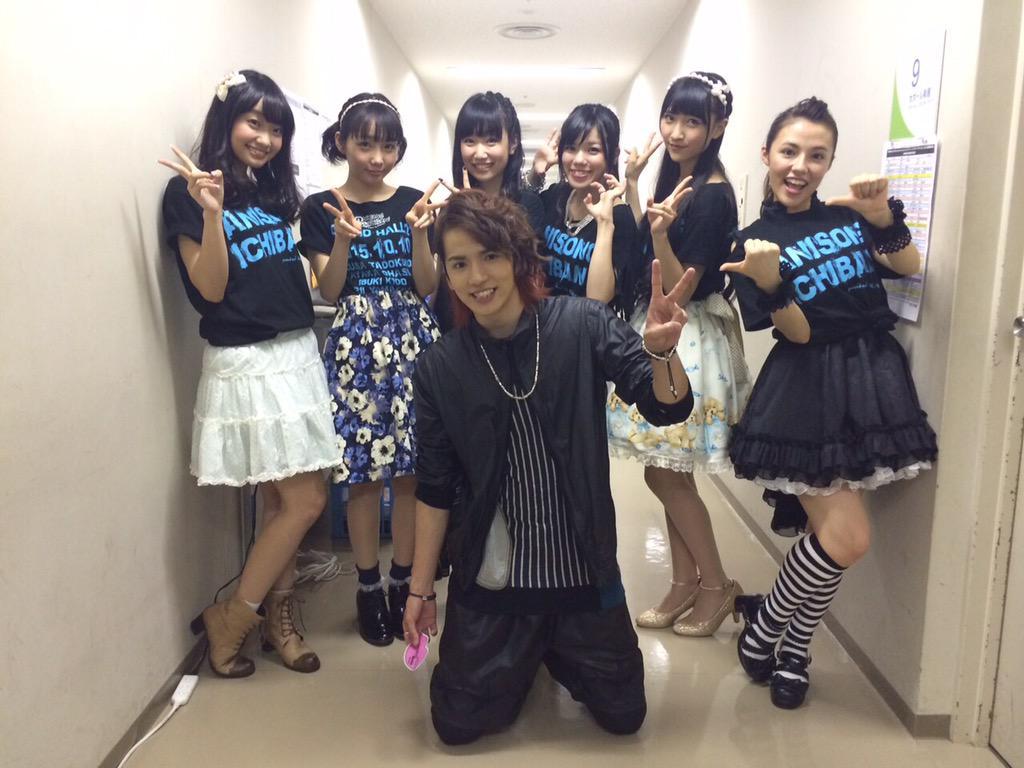 【Anisong Ichiban!! in 松戸】 アニイチ松戸、終了〜〜!!!!会場が揺れたほどの最高の盛り上がり、本当にありがとうございました!!TSCの決選の日からちょうど4年、みんなの成長を感じていただけたなら幸いです…!! http://t.co/fwMR0UbKhu