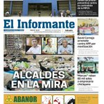 #Lambayeque: Esta es nuestra portada de hoy 10 de octubre. http://t.co/OqWhL5CKzr