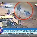[#ENVIVO] Jóvenes son asaltados cuando llegaban de ver el partido de Perú #ATVNoticiasFDS ►http://t.co/3lEAlwQS8I http://t.co/BpVk6sBsc4