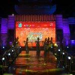 Tari bedoyo turut membuka acara #BanyuwangiBatikFest 2015 http://t.co/Gu28Dntp2Z