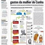 Hoje @JornalOGlobo e @folha deram as manchetes que precisavam dar http://t.co/DMGgUE2Ry7