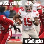 Are you ready for todays #OhioState game? Remember to follow @daytonsports for updates throughout todays game. http://t.co/zGxT41xHmI