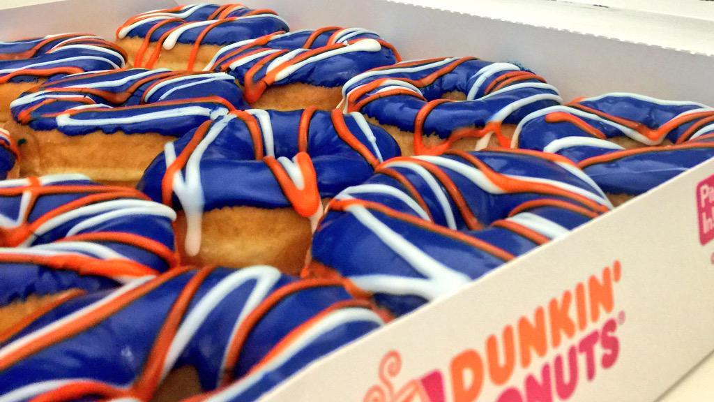 Anyone care for a #Mets playoff victory doughnut?