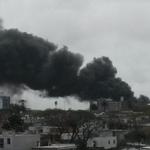 Incendio y explosiones en automotora de Avenida Italia y Propios http://t.co/6UTyZ1uTWe http://t.co/Y0n7HjY5d8