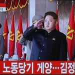 Coreia do Norte diz que está pronta para guerra contra EUA http://t.co/DcnrxWRhIK #G1 http://t.co/J4uneQ1Kix