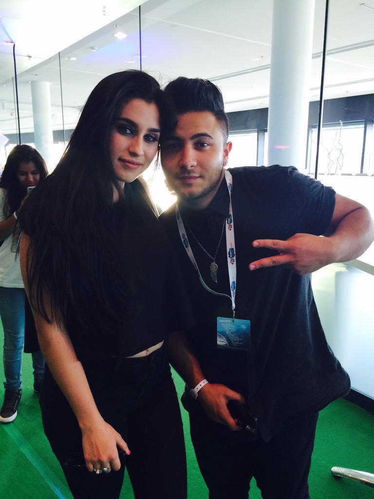 We loved meeting @LaurenJauregui at the Summertime ball this year! http://t.co/67AHAyfAMH